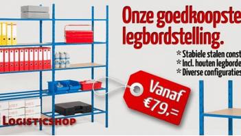 Logisticshop - Magazijnbakken